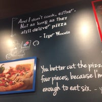 Photo taken at Domino's Pizza by Mr.Benu A. on 9/23/2017