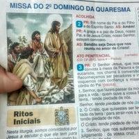 Photo taken at Igreja Nossa Senhora de Guadalupe by Ismael S. on 2/21/2016