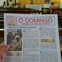 Photo taken at Igreja Nossa Senhora de Guadalupe by Ismael S. on 4/9/2016
