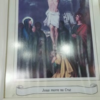 Photo taken at Igreja Nossa Senhora de Guadalupe by Ismael S. on 9/4/2016