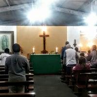 Photo taken at Igreja Nossa Senhora de Guadalupe by Ismael S. on 9/12/2015