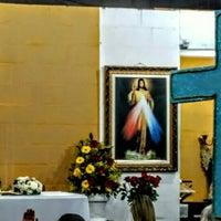 Photo taken at Igreja Nossa Senhora de Guadalupe by Ismael S. on 5/25/2016