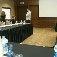 Photo taken at Azor III Toplantı Salonu by Yasemin T. on 8/22/2016