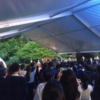 Photo taken at Ambassade de France au Japon by Shinsuke S. on 7/14/2017