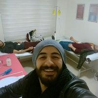 Photo taken at sıhhat aile sağlığı merkezi by Nuri Ş. on 1/29/2016