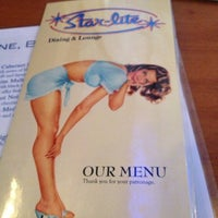 Photo taken at Star-lite Dining & Lounge by Robyn O. on 7/17/2013