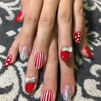 Photo taken at Your Nails And Spa by Your Nails And Spa on 2/27/2015