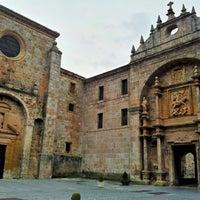 Photo taken at Monasterio De Yuso by Koldito on 2/17/2013