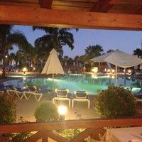 Photo taken at Playamarina Spa Hotel 4* by David G. on 8/11/2014