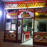 6/17/2016 tarihinde Süleyman Ö.ziyaretçi tarafından ÖZTÜRK CAFE FAST FOOD'de çekilen fotoğraf