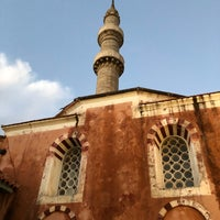 Photo taken at Suleymaniye Mosque by Anna C. on 10/1/2018