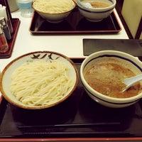 Photo taken at 大勝軒 麺屋こうじ 越谷レイクタウン by Mitsuki S. on 8/14/2015