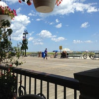 Photo taken at Clancy's by the Sea by John T. on 8/4/2013