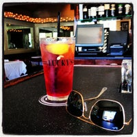 Photo taken at Lucky's Steakhouse by Kilho P. on 6/6/2013
