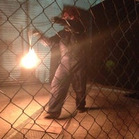 Photo taken at Statesville Haunted Prison by Stephanie P. on 10/28/2012
