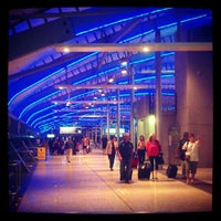 Photo taken at Brisbane Airport Domestic Terminal by Cat D. on 10/8/2012