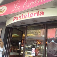 Photo taken at La Escarcha by Patricia M. on 3/22/2013