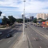 Foto tirada no(a) Praça da Bandeira por Ale. F. em 6/9/2013