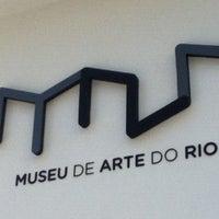 Foto tirada no(a) Museu de Arte do Rio (MAR) por Ale. F. em 4/7/2013