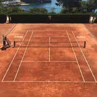 Photo taken at Monte-Carlo Country Club by Yevgen P. on 8/21/2015