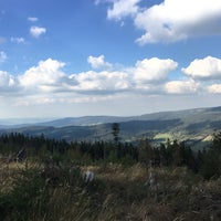 Photo taken at Špičák by Adéla L. on 9/28/2018