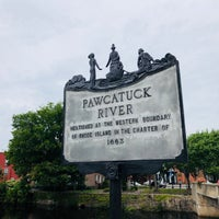Photo taken at Pawcatuck River by Conrad D. on 9/8/2018
