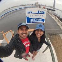 Photo taken at Heliride Dubai by Isha R. on 12/26/2015