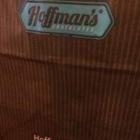 Photo taken at Hoffman's Chocolate Shoppe by Chuck N. on 12/19/2015