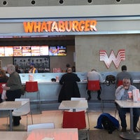 Photo taken at Whataburger by Chuck N. on 1/31/2017