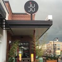 Photo taken at Juju Asian Tapas + Bar by Chuck N. on 3/14/2016
