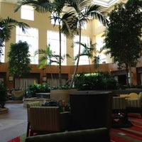 Photo taken at Renaissance Charlotte SouthPark Hotel by Chuck N. on 4/8/2013