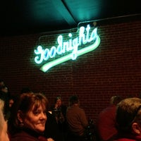 Photo taken at Goodnight's Comedy Club & Restaurant by Chuck N. on 3/23/2013