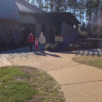 Photo taken at Jamestowne Visitor Center by Chuck N. on 1/19/2013