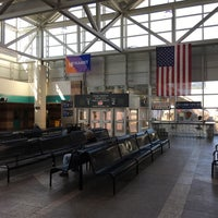 Photo taken at NJT - Atlantic City Terminal (ACRL) by Chuck N. on 3/17/2016