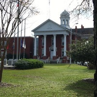 Photo taken at Carteret County Courthouse by Chuck N. on 3/28/2016
