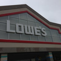Photo taken at Lowe's Home Improvement by Chuck N. on 2/23/2013