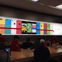 Photo taken at Apple SouthPark by Chuck N. on 12/14/2013