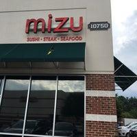 Photo taken at Mizu Sushi Steak Seafood by Chuck N. on 7/5/2016