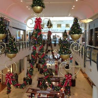 Photo taken at Crabtree Valley Mall by Chuck N. on 11/14/2013