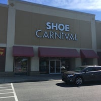 Photo taken at Shoe Carnival by Chuck N. on 10/16/2016