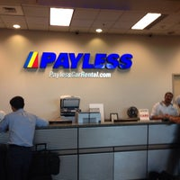 Photo taken at Payless Car Rental by Chuck N. on 9/22/2013