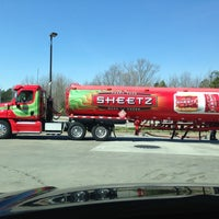 Photo taken at SHEETZ by Chuck N. on 3/15/2013