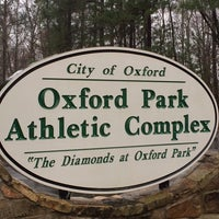 Photo taken at Oxford Athletic Park by Chuck N. on 3/3/2014