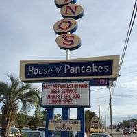 Photo taken at Dino's House of Pancakes by Chuck N. on 1/2/2015