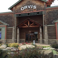Photo taken at Orvis by Chuck N. on 11/9/2014