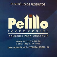 Photo taken at Petillo tecno center by Jamille A. on 12/26/2012