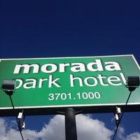Foto tirada no(a) Morada Park Hotel por Juliana B. em 8/23/2013