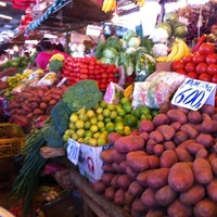 Photo taken at Terminal Agropecuario by Cristian Nuñez Fica H. on 12/2/2012