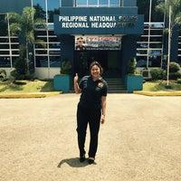 Photo taken at PNP Regional Headquarters 8 by Paula B. on 5/23/2017