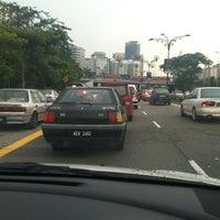 Photo taken at Jalan Syed Putra by Cik F. on 10/1/2012